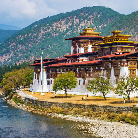 (BT-PBH5D-B3) HAPPINESS IN BHUTAN 5 DAYS